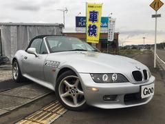 BMW Z3ロードスター2.0 新品車高調 イカリング 純正アルミ サイドエアバック
