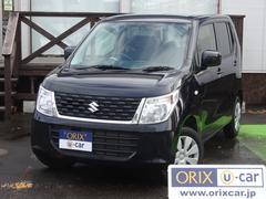 ワゴンRFX 4WD ナビ ETC 盗難防止装置 シートH キーレス