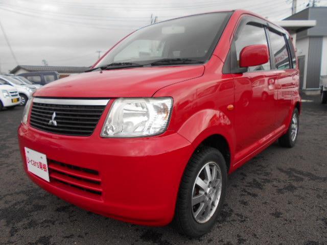 三菱 eKワゴン G 4WD キーレス シートヒーター (車検整備付)