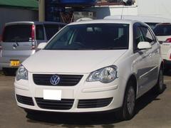 VW ポロ1.4 コンフォートライン 純正オーディオ キーレス
