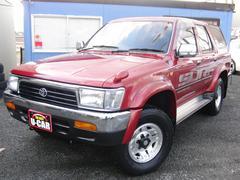 ハイラックスサーフSSR−X ワイド キャンピング車 8ナンバー