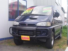 デリカスペースギアエクシード 4WD ディーゼルターボ