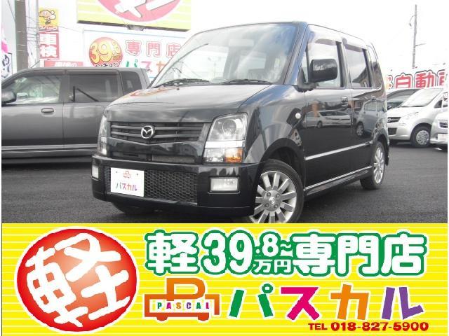 マツダ AZワゴン RR−DI 4WD ターボ HID キーレス ...