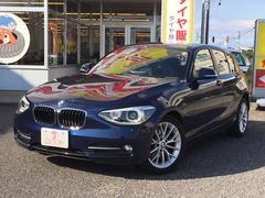 BMW116i スポーツ 禁煙車 純正ナビ バックカメラ