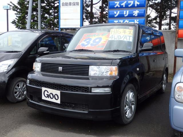 トヨタ bB Z Xバージョン 4WD (なし)