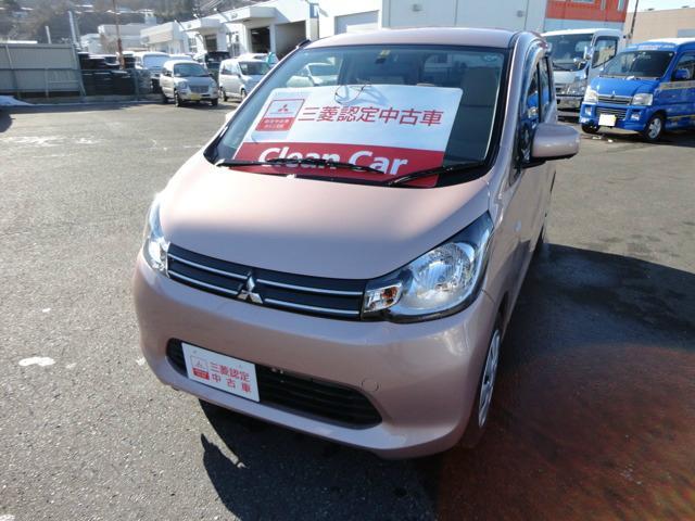 三菱 eKワゴン M 4WD (検29.2)