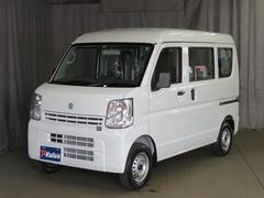 エブリイPA 4WD エアバック 寒冷地仕様 エアコン パワステ