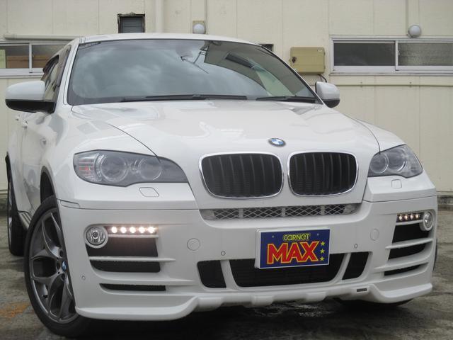 BMW X6 xDrive 35i HAMANN仕様 純正マルチ ...