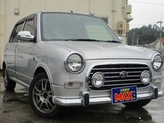 ミラジーノ1000X 社外ナビ 地デジTV キーレス ABS SRS