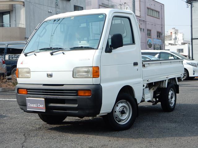 マツダ スクラムトラック ベースグレード 4WD ワンオーナー デ...
