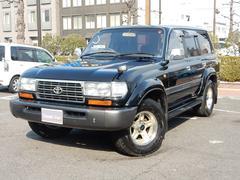 ランドクルーザー80VX最終型 8ナンバー ディーゼル4WD SR