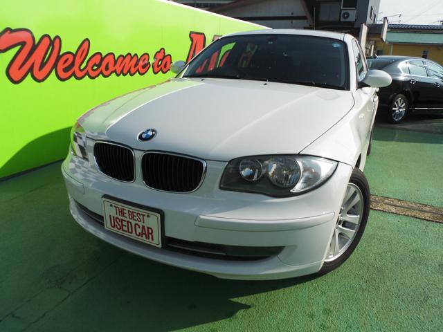 BMW 1シリーズ 116i  カロッツェリアHDDナビ 地デジ ...