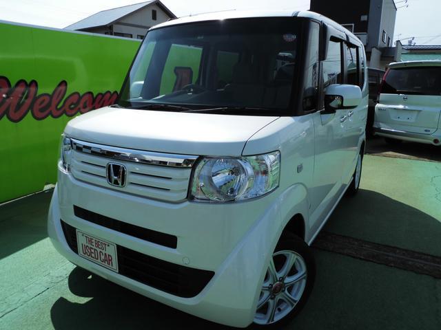 ホンダ N BOX G・Lパッケージ 4WD Pスライドドア ワン...