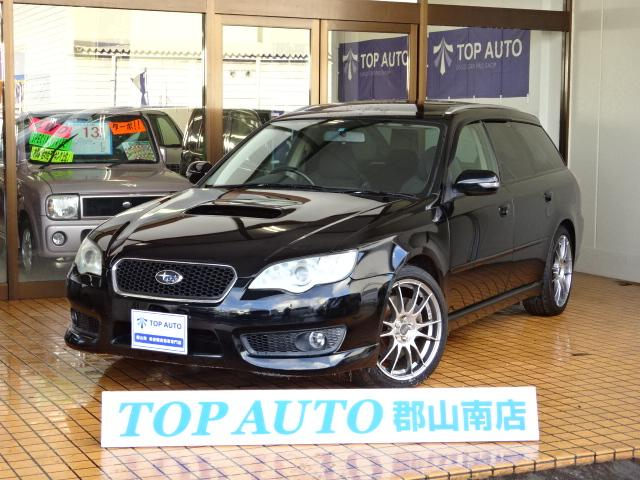 スバル レガシィツーリングワゴン 2.0GTスペックB 4WD 純...