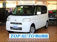 タントX 4WD ポータブルナビ ETC 保証付