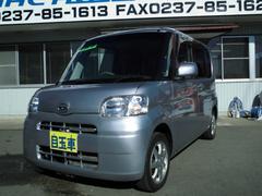 タントXスペシャル 4WD CD スマートキー タイミングチェーン