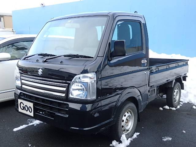 スズキ キャリイトラック KCスペシャル 4WD 5MT ワンオー...