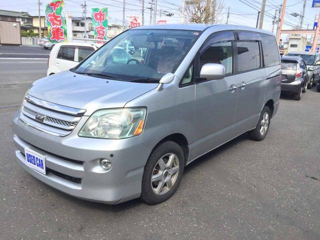 トヨタ ノア X リミテッド (車検整備付)