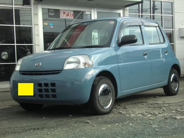 ダイハツ エッセ L4WD CD 車検2年 (車検整備付)