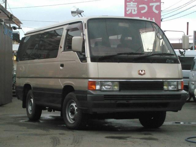 日産 キャラバンコーチ GTクルーズ 4WD 1ナンバー登録 (車...