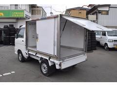 ハイゼットトラック保冷車4WD オートマ エアコン パワステ タイベル交換済み