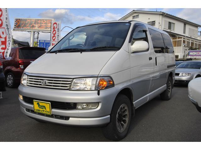 トヨタ レジアス(ハイエース) Jパッケージ 4WD 3.0軽油タ...