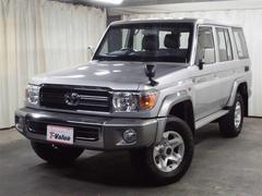 ランドクルーザー70バン 4WD エアバック マニュアル CD エアバック