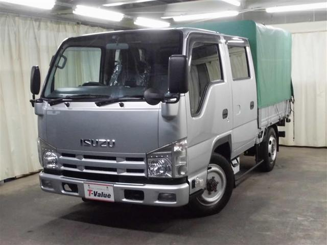 いすゞ エルフトラック 150 4WD エアバック エアコン パワ...