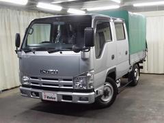 エルフトラック150 4WD エアバック エアコン パワステ ベンチシート
