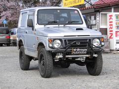 ジムニーランドベンチャー 4WD リフトUP社外パーツ