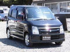 ワゴンRFX−Sリミテッド 4WD オートマ シートヒーター AW