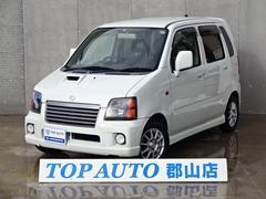 ワゴンRRR−SWT 4WD ターボ HID フォグ エアロ ABS