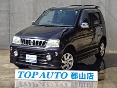 テリオスキッドカスタム メモリアルエディション 4WD ターボ ABS