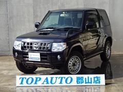 キックスRX 4WD ターボ 5MT タイベル交換済 ETC 保証付