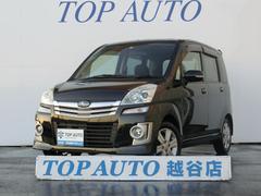 ステラカスタムR 2WD CVT HID 社外ナビ TV 保証付