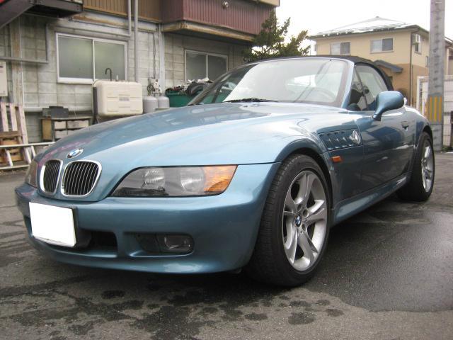 BMW Z3ロードスター ベースグレード カブリオレ ETC (検...