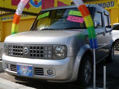 キューブSXリミテッド 4WD ベンチシート