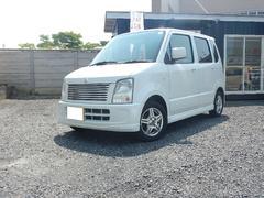 ワゴンRFT−Sリミテッド 4WD