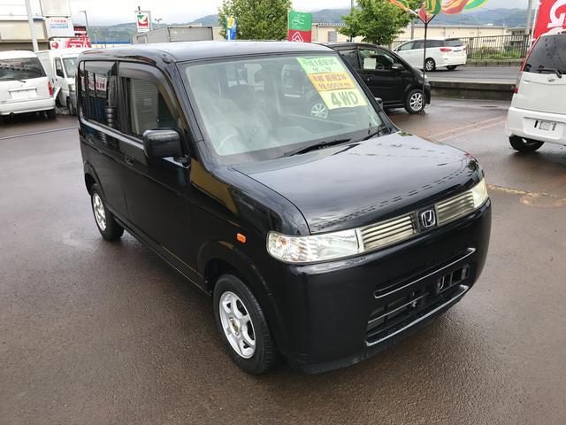 ホンダ 4WD・キーレス・スターター