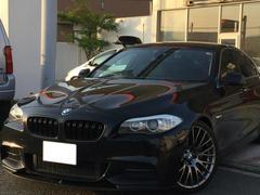 BMW550i エアロ20インチ 法人