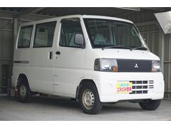 ミニキャブバンCS 三菱ディーラー整備車