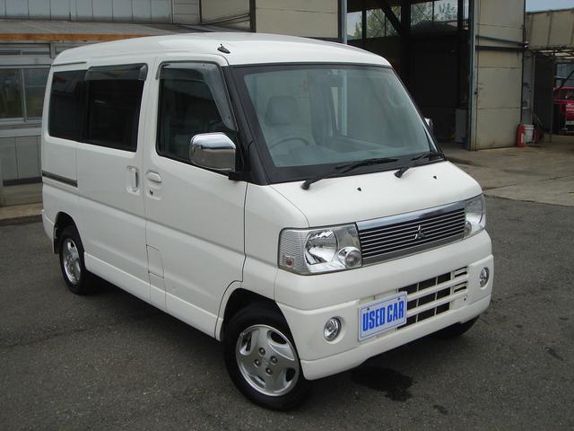 三菱 RX ハイルーフ 4WD