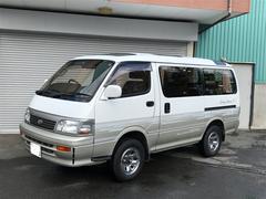 ハイエースワゴンリビングサルーンEX 4WD ディーゼル ターボ サンルーフ