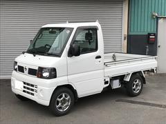 クリッパートラックMT 4WD AC PS