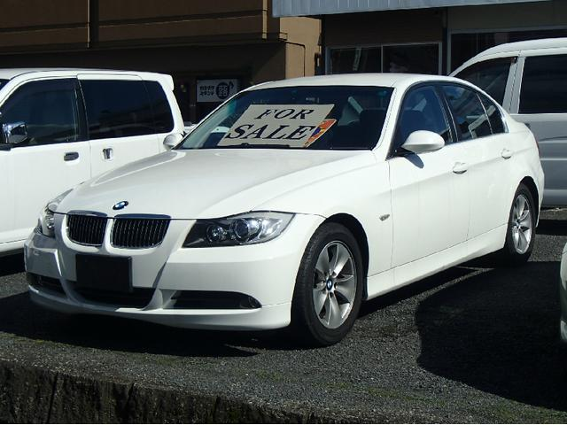BMW 3シリーズ 323i HDDナビ パワーシート (車検整備付)