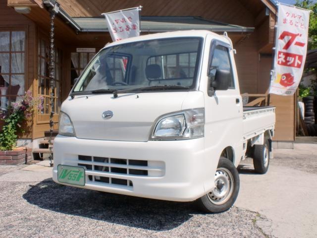 ダイハツ エアコン・パワステ スペシャル 4WD 5速