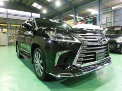 LXLX570 4WD革SRリアエンター モデリスタ全部付