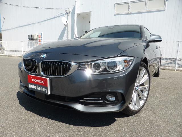 BMW 4シリーズ 428iグランクーペ ラグジュアリー (検30.1)
