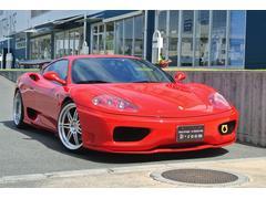 フェラーリ 360モデナF1 HAMANN仕様 CORNES正規ディーラー車