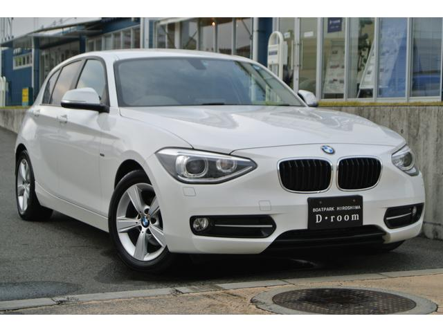 BMW 1シリーズ 116i スポーツ iDrive 純正ナビ H...